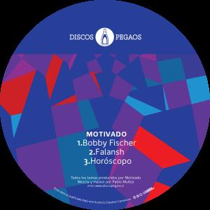 "Motivado ""Bobby Fischer"" EP"