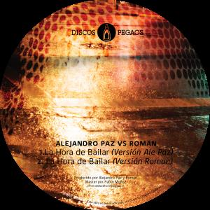 Alejandro Paz vs Roman «La Hora de Bailar» (dps05)