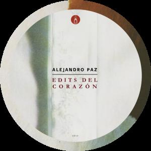 "Alejandro Paz ""Edits del Corazón"" (edp01)"