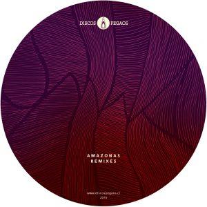 """Janaki """"Amazonas Remixes"""" (dps23)"""