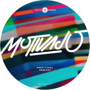 "Motivado ""Profiterol Remixes"" (dps22)"